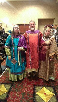 Byzantine family, http://annasrome.com