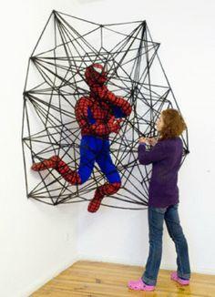 Patricia Waller, Spiderman, Broken Heroes series
