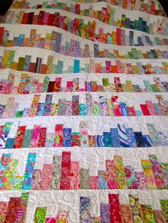 Anabel's quilt by alobsiger, via Flickr
