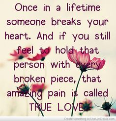 painful true love