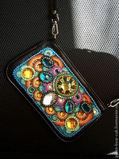 Beaded Clutch, Beaded Purses, Beaded Bags, Embroidery Bags, Beaded Embroidery, Fashion Beads, Unique Handbags, Beaded Ornaments, Change Purse