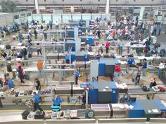 How to Prepare Kids for the Airport Security Checkpoint > The Smart Parent's Guide to Flying with Kids   About.com Family Vacations