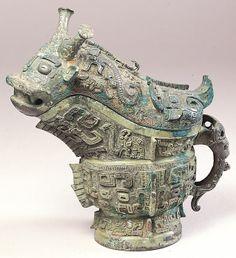 Guang, Anyang, China, 12th or 11th century BCE, Shang Dynasty