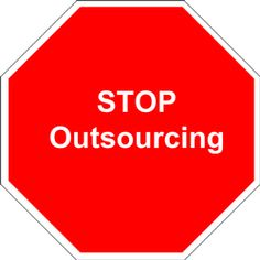 Top U.S. Corporations Outsourced More Than 2.4 Million American Jobs Over The Last Decade (4/19/11).