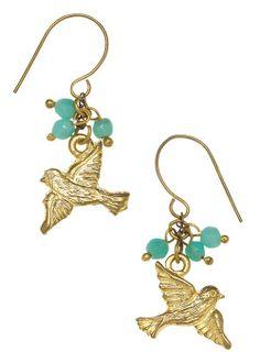 Jewellery - Bird Earring