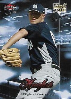 2007 Ultra #214 Phil Hughes Front