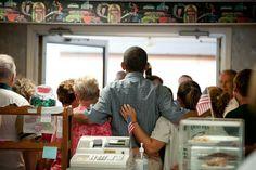 Do you have President Obama's back?  VOTE 2014