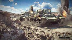World of Tanks wallpaper - Full HD Backgrounds, 1920x1080 (723 kB)