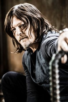 Daryl Dixon Walking Dead, The Walking Dead, Gorgeous Men, Beautiful People, Walking Dead Pictures, When Youre Feeling Down, Falling In Love With Him, Stuff And Thangs, Mans World