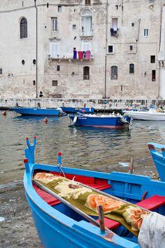 Puglia – A Day At The Sea