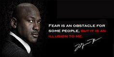 Treat fear like an illusion!  www.maverickinvestorgroup.com #Quote #Investing #Motivation