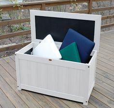 Perfect Eon Deck Storage Box   Cedar | Deck Storage Boxes | Pinterest | Deck Storage,  Deck Storage Box And Storage Boxes