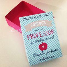 Dia dos Professores - Caixa