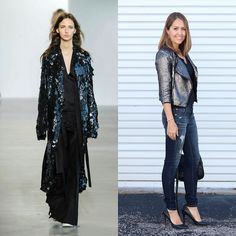 Today's Everyday Fashion: The Sequin Jacket