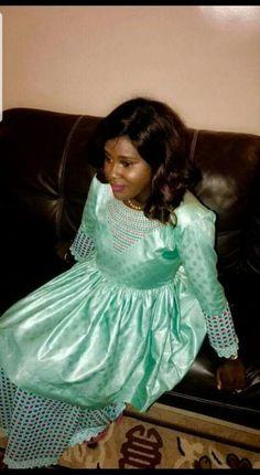 African Print Fashion, Tribal Fashion, African Fashion Dresses, Fashion Wear, Couture Fashion, Girl Fashion, Womens Fashion, African Wear, African Dress
