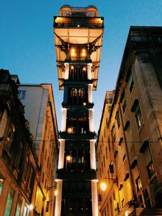 Elevador de Santa Justa Photo by BB