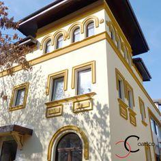 Profile Decorative pentru Fatada Casa