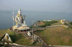 Murdershwar Temple Karnataka