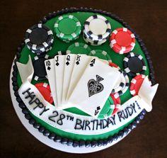 Poker Cake Más