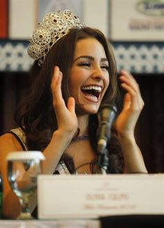 Miss Universo 2012, Olivia Culp.
