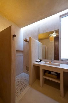 Stone house in Mexico - Hacienda Sac Chich - 13 - Modern Home Design Ideas - lakbermagazin