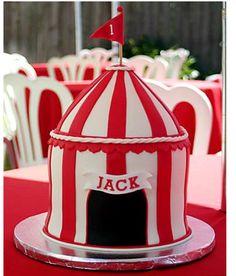 circus tent cake cupcake pan - Google Search