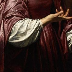 """Simon Vouet la diseuse de bonne aventure vers 1620  #SimonVouet débute sa carrière à #Rome dans un style post-caravagesque. Il y devient le #peintre de référence. Il rentre en France à la demande de #louisXIII et #Richelieu où il sera le représentant du #baroque à la française. Ici on est dans son style de jeunesse une sorte de caravagisme de surface superficiel moins profond que celui du maître. #Vouet terminera sa carrière de manière dramatique complètement """"démodé"""" par le style classique…"""