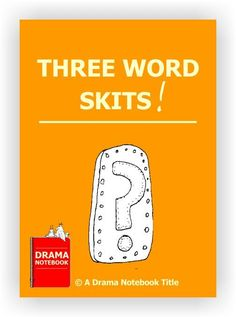 Challenging game for all ages in which students must create skits that contain three random words. Includes instructions and THIRTY sets of three words.