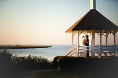 A view of the marsh on Saint Simons Island, Georgia on your wedding day is breathtaking!  www.GoldenIsles.com