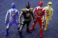 power rangers   Power-Rangers