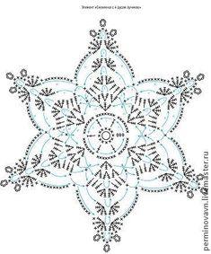 Most up-to-date Photo Crochet Doilies mini Popular Nowości Crochet Snowflake Pattern, Crochet Motif Patterns, Crochet Stars, Christmas Crochet Patterns, Crochet Snowflakes, Crochet Mandala, Crochet Diagram, Thread Crochet, Crochet Doilies