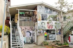 Photos: 70 Years Of Family Photos Are Plastered On This Manhattan Beach House: LAist