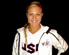 WSN Team Welcomes USA Softball's Taylor Hoagland
