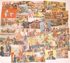 Lot of 30 History Cut Outs Book clippings collage altered art journals scrapbooking  by scrapitsideways on Etsy, $3.00