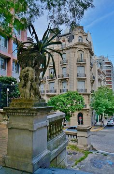 European Architecture in Buenos Aires | Barrio de la Recoleta