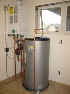 Hydronic radiant heating systems from Radiant Engineering Inc http://www.radiantengineering.com #radiant #heating #systems #boilers