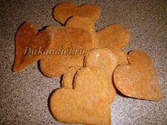 Пряничное печенье | Диета Дюкана