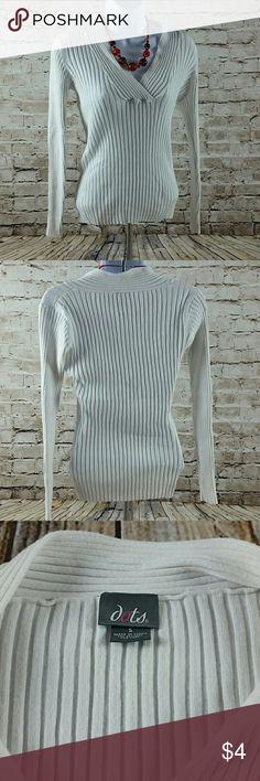 Womens Sweater Size Small Womens Sweater Dots Sweaters