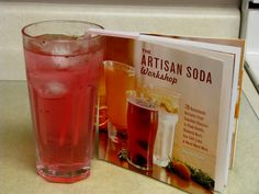 The Art Of Baking: The Artisan Soda Workshop: Cream Soda Syrup recipe