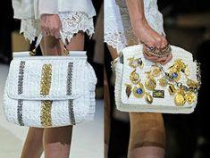 Tas in haaksteek Dolce en Gabbana Clutch Purse, Shoulder Bag, Purses, Knitting, My Style, Jackets, Binky, Clutches, Inspiration