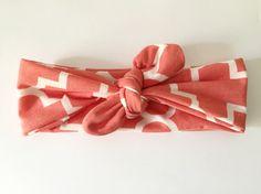 Knot Headband // Head wrap // Jersey Knit // Tie by mintandarrows