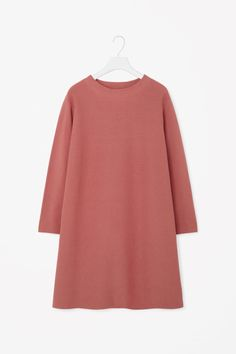 COS | A-line milano knit dress