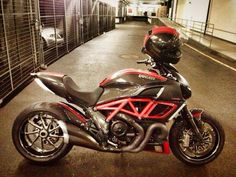 Ducati Diavel, 2014