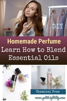 How to Make Your Own Magic Love Potion at Home Check out the amazing recipes and instructions to make perfume either in sold form or liquid form, or learn to make odor neutralizing spray, all are inside the link Homemade Skin Care, Diy Skin Care, Homemade Beauty, Beauty Care, Beauty Skin, Face Beauty, Essential Oil Perfume, Essential Oils, Diy Beauté