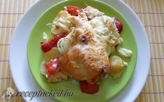 Bosnyák csirke recept fotóval
