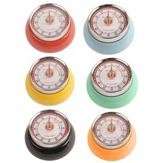 Magnetic Kitchen Timer Kikkerland