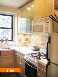 Before & After: Brook & Fran's Labor-ious Kitchen Remodel