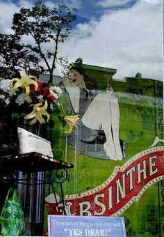 Absinthe in Montreal. Zippertravel.com