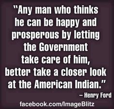 Henry Ford {Repinned by a Cherokee, ME}
