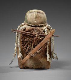 Vente aux encheres - Art précolombien - Arts premiers - Art amérindien - Eve